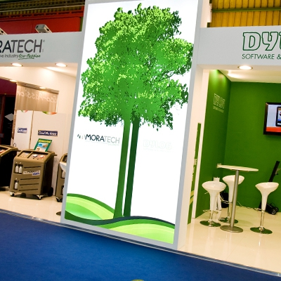 Stand Moratech 2011
