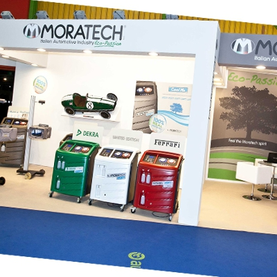 Stand Moratech 2013