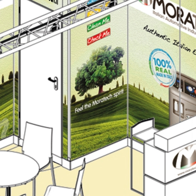Stand Moratech 2012-2014